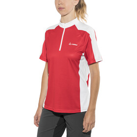 Löffler Pura HZ Bike Shirt Damen rot
